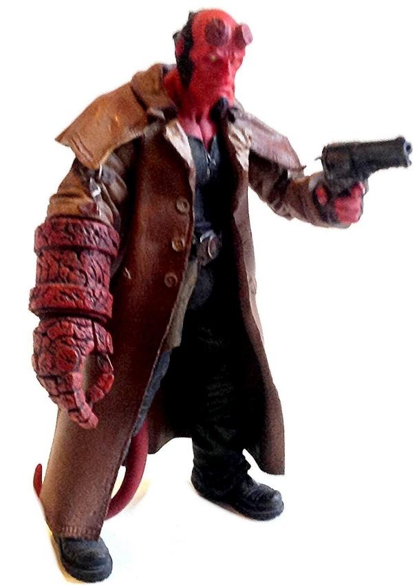 Hellboy actionfigurer