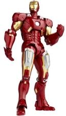 Åtgärdsfigur Iron Man SCI-FI Revoltech Series