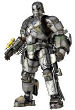 Action Figur Iron Man Revoltech Series Scifi Super Poseable