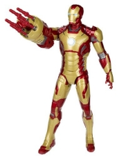 Action Figur Iron Man 3 Sonic Blasting