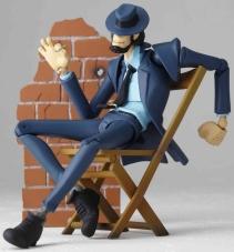 Ledad Jigen Action Figur
