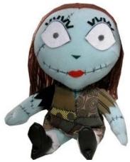 Sally docka från Nightmare Before Christmas