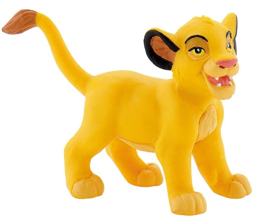IL RE LEONE SET 9 PERSONAGGI FIGURE STATUETTE torta action disney Timon Simba X