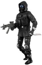 Resident Evil actionfigurer