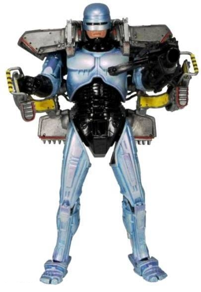 Robocop actionfigurer