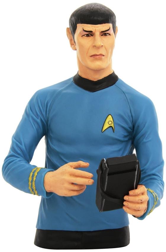 Star Trek actionfigurer