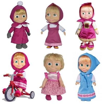 Muñecas Masha