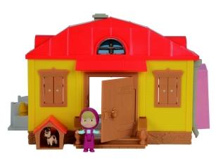 Masha y el oso - Masha Playset House Home