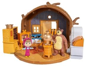 Masha and the Bear - Bear House Playset