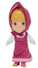 Simba 109301674 - Masha Cloth och Vinyl Body Doll, 20 cm