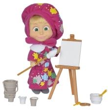 Masha pintor muñeca 12 cm