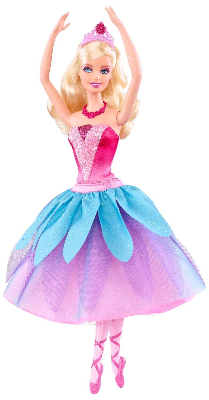 Barbie e le scarpette rosa prima ballerina kristyn farraday