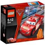 LEGO Cars 8200 - Muelles de radiador Rayo McQueen