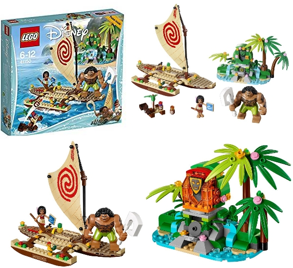 Edificios Lego de Oceanía