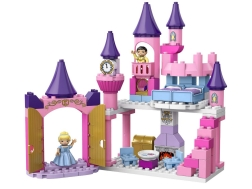 Castillo de Cenicienta - Lego Disney Princess