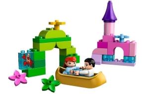 Paseo en bote de Ariel - Lego Disney Princess
