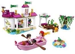 El beso mágico de Ariel - Lego Disney Princess