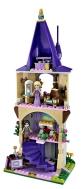 Torre de la creatividad de Rapunzel