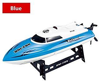 Motoscafo radiocomandato rc Double Horse 7009 7.2V velocita/' 40Km//h rc Boat !