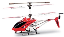 Mini Elicottero Radiocomandato SH 6020R Sensore di controllo Air Star 3 Canali