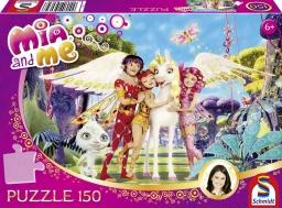 Puzzle 150 bitar - Mia and Me