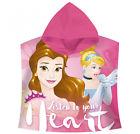 Szlafroki i poncza od Disney Princesses