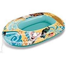 Łódki księżniczek Disneya