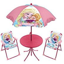 Parasole i krzesła morskie dla dzieci