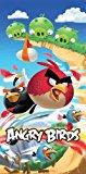 Ręczniki plażowe Angry Birds