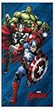 Toallas de playa Avengers