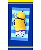 Minions toallas de playa