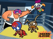 Cartoon Network Lucha Libre http://www.cartonionline.com/tv/cartoon