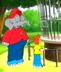Benjamin eläintarhassa