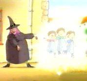Drie tweelingen en een heks