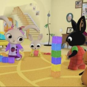 Video of Bing the Rabbit