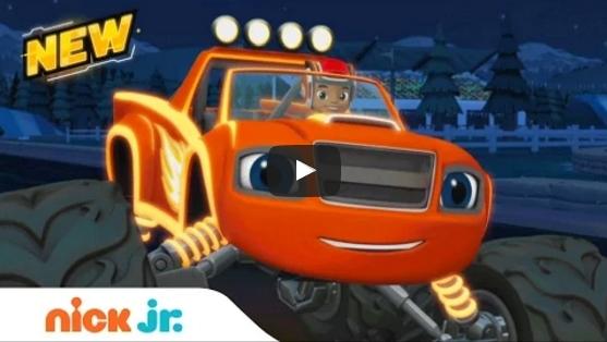 Video di blaze e le megamacchine for Immagini di blaze