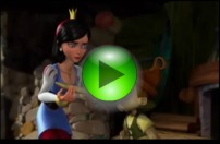 The video of Snow White and the 007 dwarfs