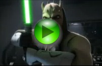 Star Wars Clone Wars video