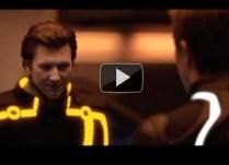 Tron Legacy -video