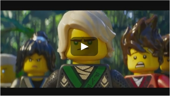 Video Di Lego Ninjago Il Film