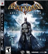 Videojuegos de Batman Arkham Asylum