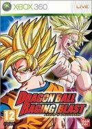 Videojuegos de Dragon Ball z Raging Blast para XBox 360