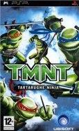 Videojuegos de Ninja Turtles - Teenage Mutant Ninja Turtles para Sony PSP