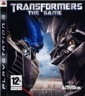 Videojuego Transformers: The Game para Play Station 3