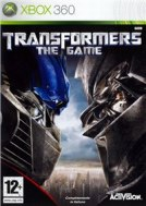 Videojuego Transformers: The Game para Xbox 360