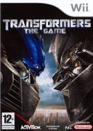 Videojuego Transformers: The Game para Nintendo Wii