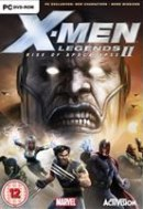 Videojuego X-Men Legends II: Rise of Apocalypse para computadora personal