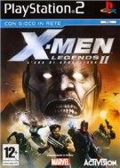 Videojuego X-Men Legends II: Rise of Apocalypse para PlayStation2