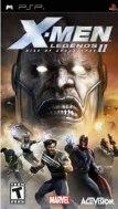 Videojuego X-Men Legends II: Rise of Apocalypse para Sony PSP