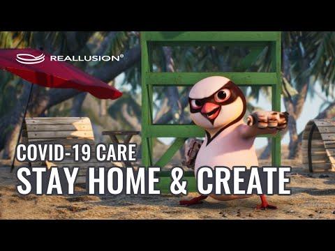 Reallusion COVID -19 Care Program offre accesso a domicilio per gruppi di lavoro accademici e aziendali, oltre a uno sconto del 50% sul software per tutti – Reallusion Blog